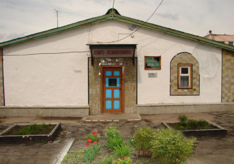 Внешний вид школы № 201