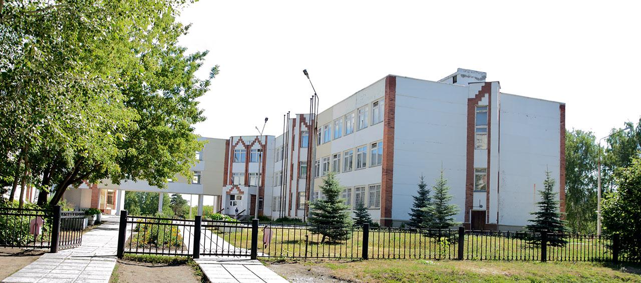 Внешний вид школы № 27