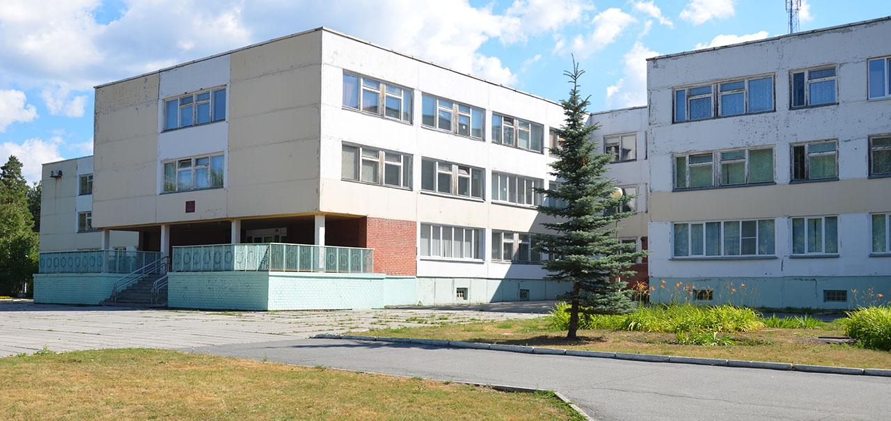 Внешний вид школы № 33