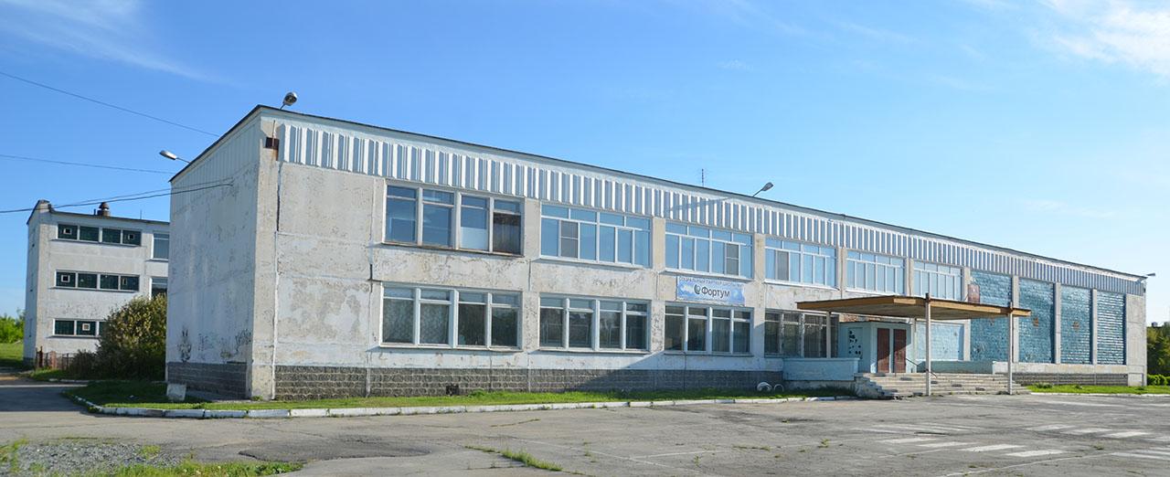 Внешний вид школы № 41
